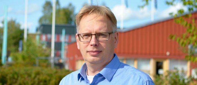 Robert Lundmark, professor i nationalekonomi vid Luleå tekniska universitet. Foto: Luleå tekniska universitet