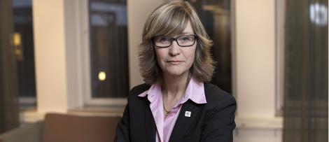 Camilla Frankelius, förhandlingschef, Sveriges Ingenjörer