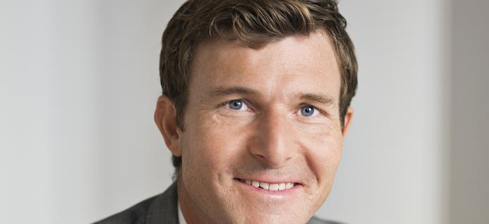 Erik Karlin, VD och partner. Bildkälla Tobin Properties