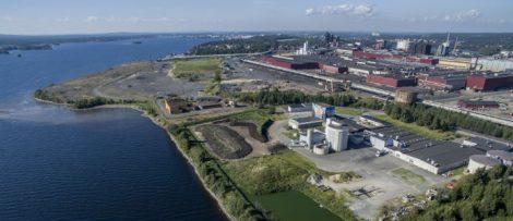 Luleå kommun är den nordligaste enheten i Europa, som använder sig av membranteknik när biogasen ska omvandlas till fordonsgas. Foto: Fredrik Broman