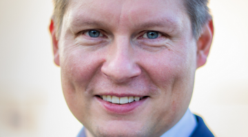 Topi Manner blir ny vd för Finnair