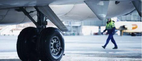 Transportstyrelsen sänker sin höstprognos över flygtrafiken. Bildkälla Transportstyrelsen