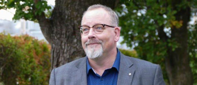 Mikael Jönsson. Foto: HSB