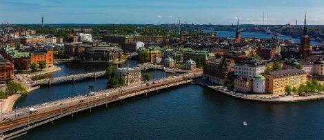 Priserna är högst i Stockholm. Genrebild Stockholm. Foto: Pixabay / Creative Commons