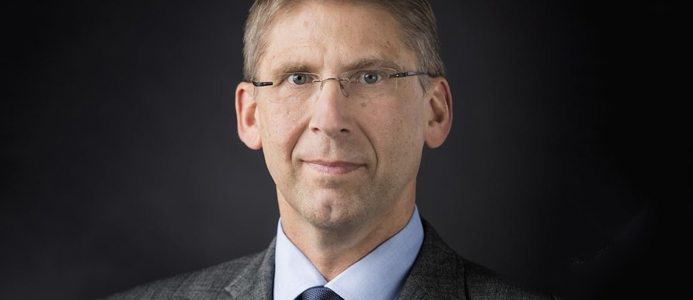 LKAB:s vd och koncernchef Jan Moström. Foto: LKAB