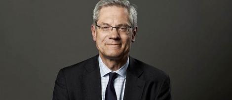 Vattenfalls vd och koncernchef Magnus Hall. Foto: Vattenfall