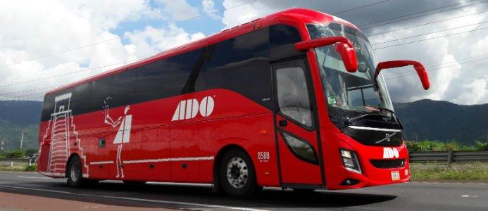 Volvo 9800. Bild: Volvo