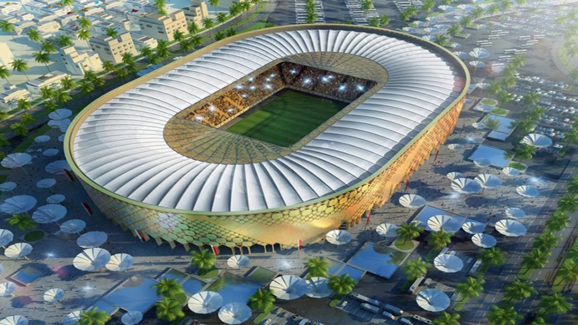 Bild 8 av 9: Qatar University Stadium will have 43,520 seats. (EPA)