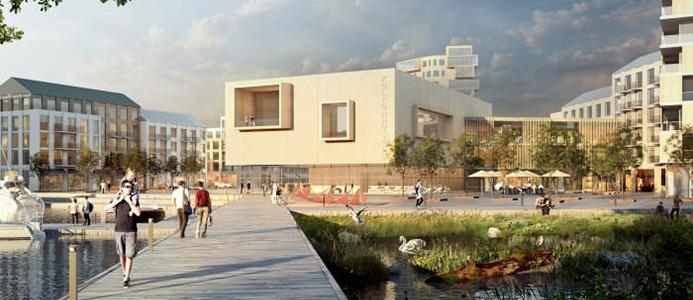 Karlstad kan få ny hållbar stadsdel.