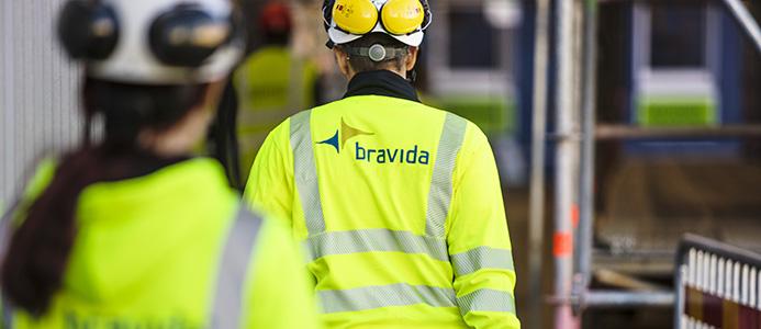 Bildkälla: Bravida. Miljardkontraktet på förbifart stockholm