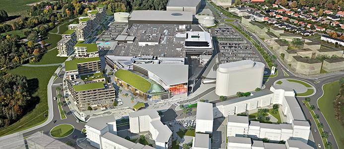 Rikshem flyttar till Atrium Ljungbergs kontorbyggnad