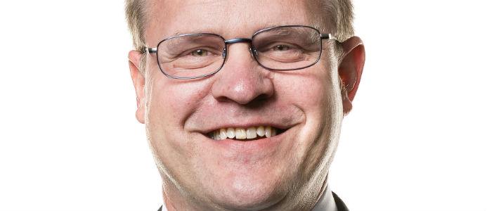 Klas Forsström, chef för Sandvik Machining Solutions. Foto: SandvikKlas Forsström, chef för Sandvik Machining Solutions. Foto: Sandvik