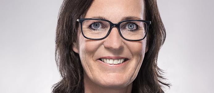 Lotta Brändström, Affärsområdeschef Peab Anläggning