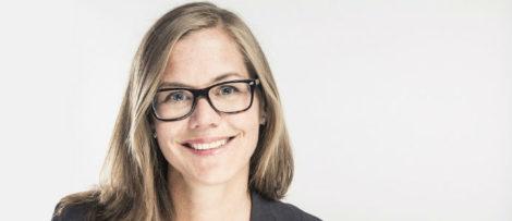 Ann-Louise Lökholm Klasson ny vd för Sweco Sverige. Foto: Sweco