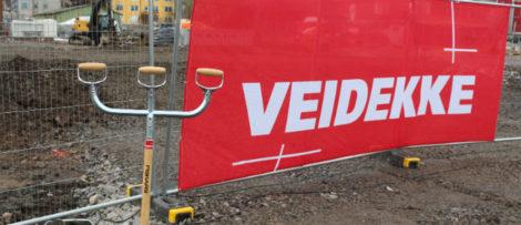 Foto: Veidekke