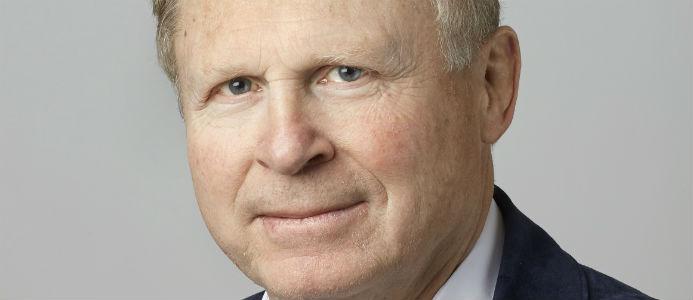 Adrian Berg von Linde ny vd för Gotlands Energi AB. Foto: Vattenfall