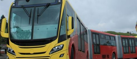 Scania Euro 6-gasbussar