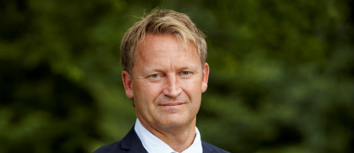 Göran Linder, affärsområde Projektuveckling. Foto: Peab