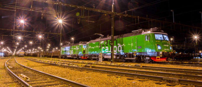 Foto: Green Cargo