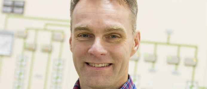 Björn Linde vd Forsmark och Ringhals 1. Foto: Vattenfall