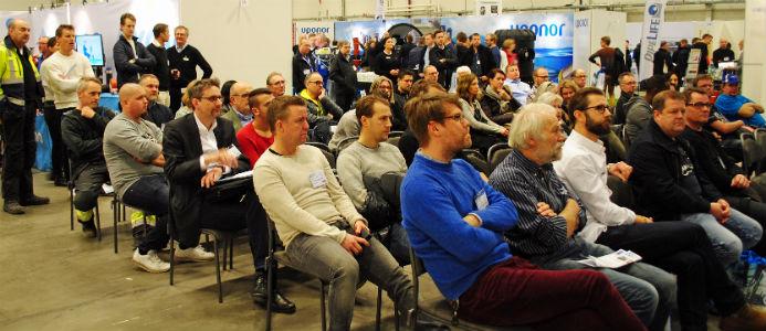 Bild från ett tidigare seminarium. Foto: VA Tour