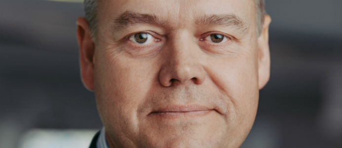 Mats Rahmström vd och koncernchef på Atlas Copco. Foto: Atlas Copco