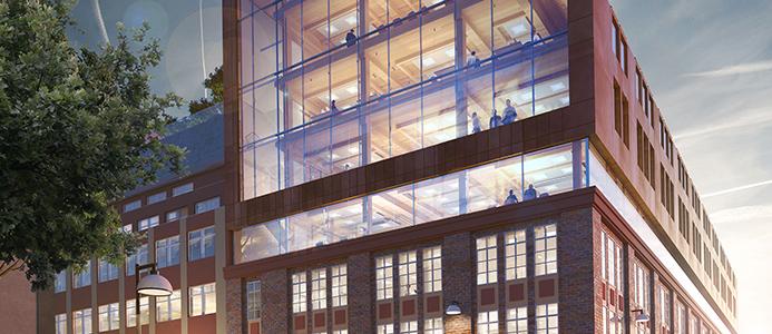 Fabege bygger kontor i Hammarby Sjöstad