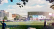 Gränbystaden växer runt expansiv galleria