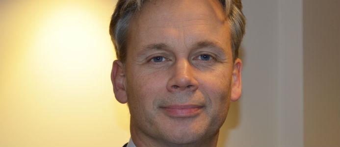 Lars Engström. Foto: Sandvik