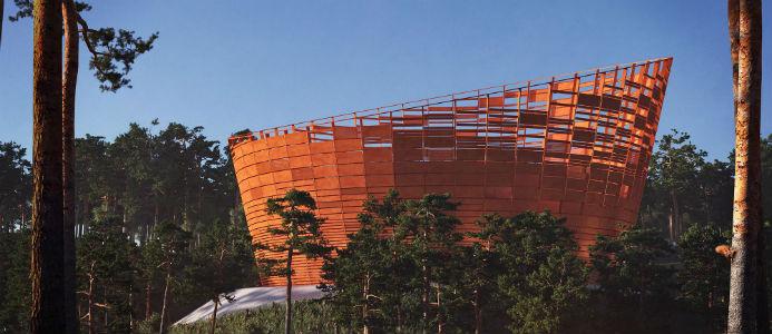Foto: Lars Anfinset, Ett Ark Arkitektur