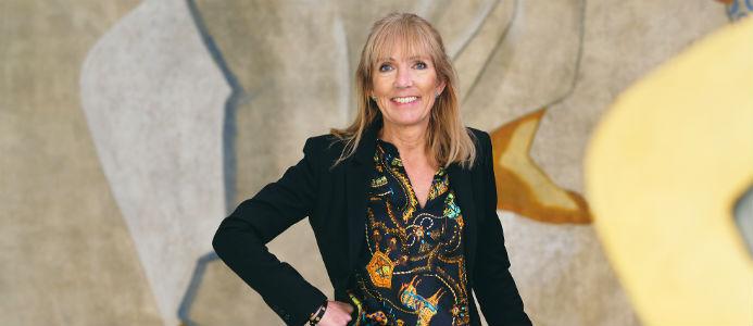 Susanna Roback blir ny vd för Norrevo Fastigheter AB. Foto: Crelle.
