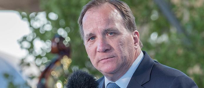 Stefan Löfven. Foto: Wikimedia Commons.
