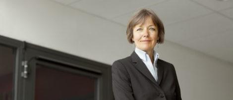 Susanne Pahlén Åklundh, chef för Energidivisionen. Foto: Alfa Laval