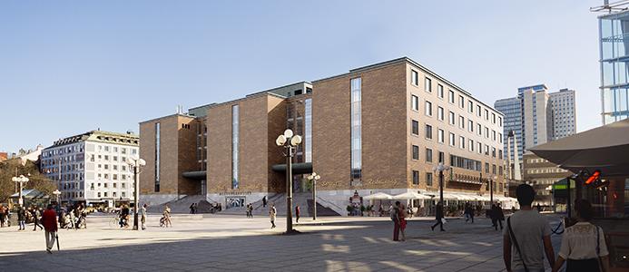 Medborgarhuset på Södermalm, Stockholm