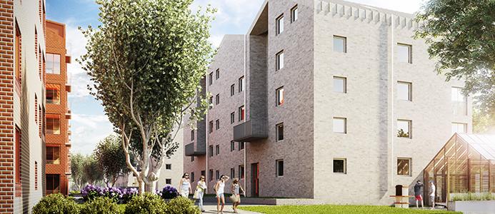 Hyresrättsprojekt i Varberg