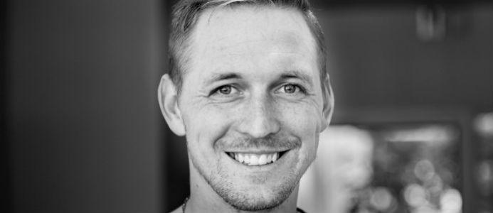 Emil Augustsson, VDC-ansvarig på Veidekke Bygg. Foto: Veidekke