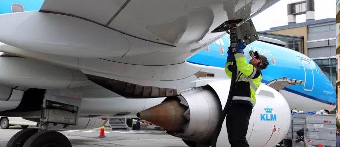 Bildkälla KLM