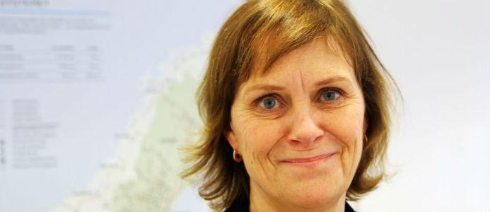 Lotta Medelius-Bredhe. Foto: Svenska Kraftnät