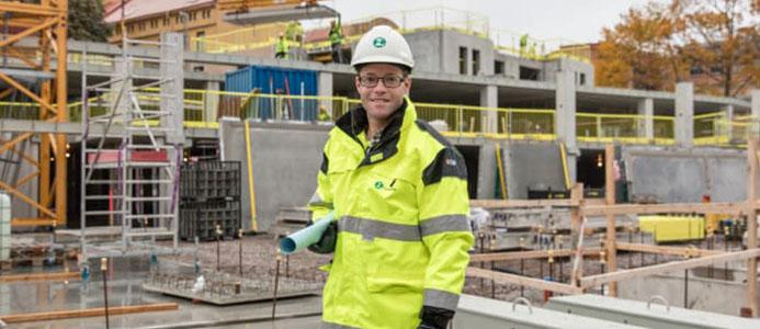Fastighets AB L E Lundberg har utsett Jonas Thyrsson till ny chef Fastighetsutveckling.