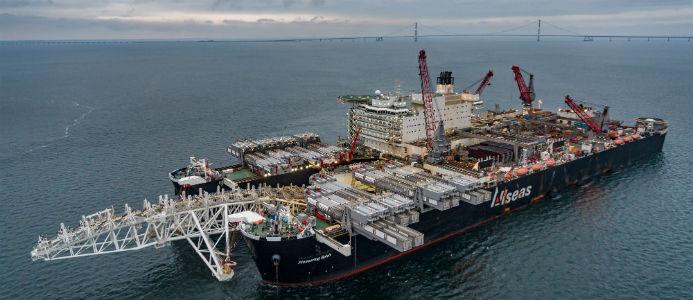 Foto: Nord Stream 2