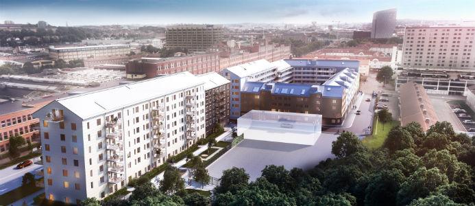 Makrillen, Göteborg, Framtiden Byggutveckling, bostad