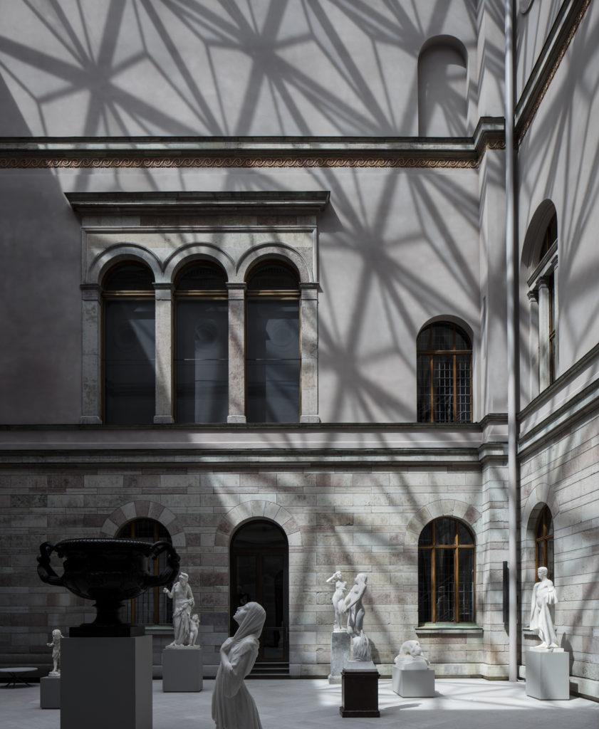Nationalmuseum. Foto: Bruno Ehrs