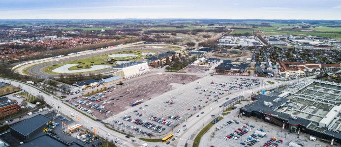 Från hästsportanläggning till ny stadsdel: MKB bildar bolag med Skanska och Tornet för att bygga en helt ny stadsdel i Malmö. Foto: Apelöga