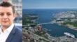 Han blir ny vd för Göteborgs Hamn