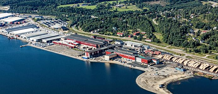 Tunadal Sågverk Fotograf: Bergslagsbild AB