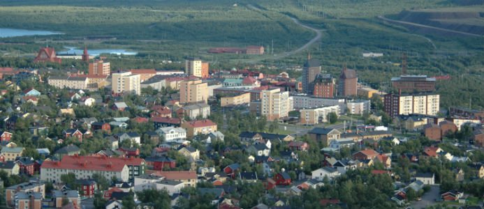 Kiruna. Foto: Johan Arvelius