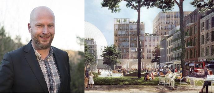 Peter Leuchovius, CIO White arkitekter