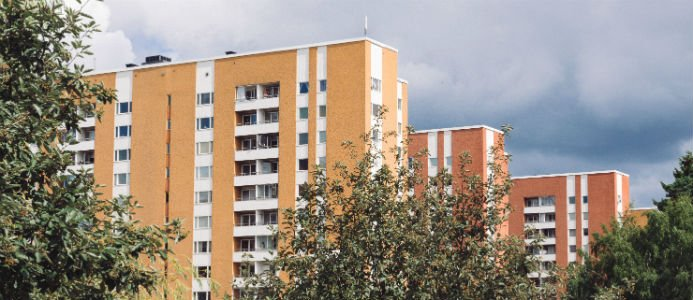 Genrebild bostäder. Fotograf: Anders Löwdin