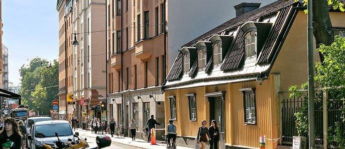 Fastighetsbyrån Minskad fördel för köparna – trendbrott i Stockholm