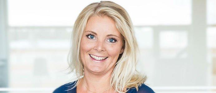 Lisa Elfström, ny vd på SundaHus från och med den 6 maj.